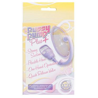 Doc Johnson Pussy Pump Plus Помпа для женщин