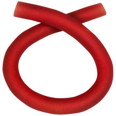 Doc Johnson Cock Ring, красный Утяжка для мошонки и пениса