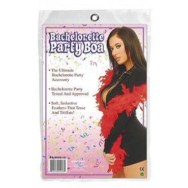 Pipedream Party Boa, красный Эротический предмет, боа