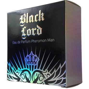 Natural Instinct Black Lord для мужчин, 50 мл Духи с феромонами