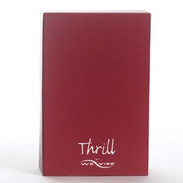 We-Vibe Thrill, красный Эргономичный вибромассажер точки G
