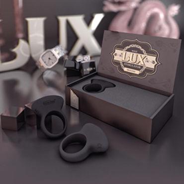 Lux LX4 Эрекционное кольцо с вибрацией
