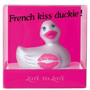 Love To Love French Kiss Duckie Необычный вибромассажер