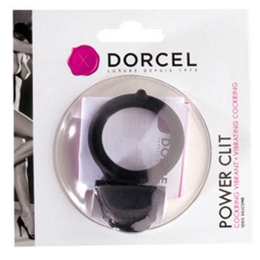 Marc Dorcel Power Clit Эрекционное виброкольцо