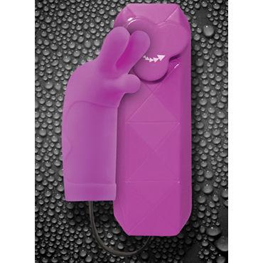 NS Novelties Trois, фиолетовый Стильный клиторальный вибратор