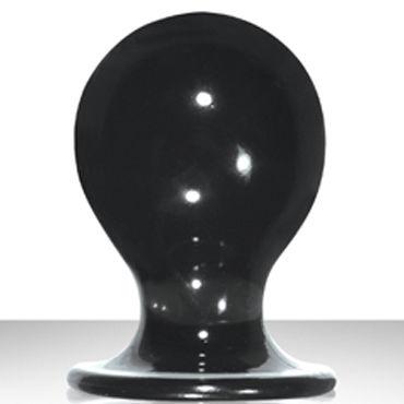 NS Novelties Orbite, серый Анальная пробка на присоске, большая