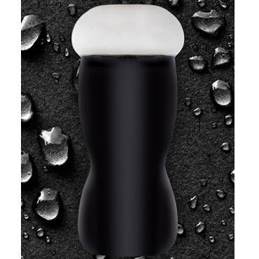 NS Novelties Jackers Teaser, белый Мастурбатор с реалистичным рельефом
