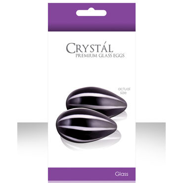 NS Novelties Crystal Kegel Eggs, ������, ����������� ������ �� ������