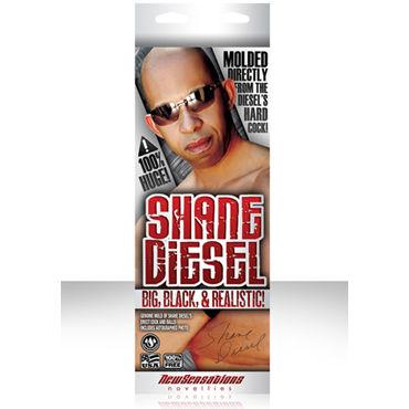 NS Novelties Shane Diesel 10'' Фаллоимитатор-реалистик на присоске