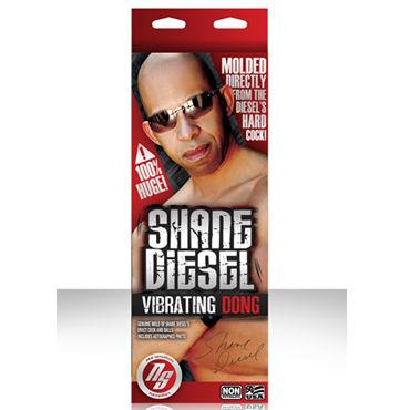 NS Novelties Shane Diesel 10'' Вибратор-реалистик на присоске