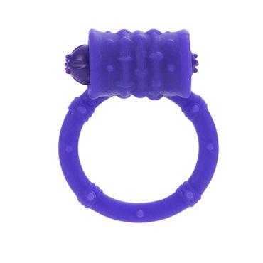 California Exotic Posh Silicone Vibro Rings, фиолетовый Эрекционное кольцо с виброэлементом
