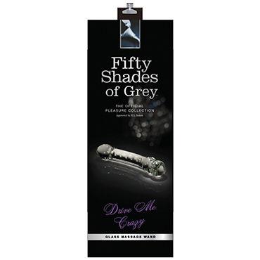 Fifty Shades of Grey Glass Massage Wand Стеклянный фаллоимитатор