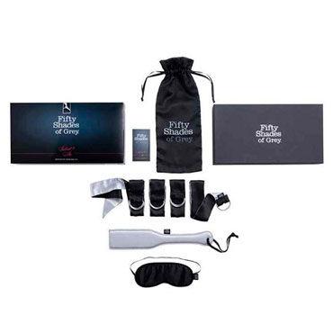 Fifty Shades of Grey First Time Bondage Kit, Набор фетиш-аксессуаров