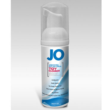 System JO Unscented Anti-bacterial Toy Cleaner, 50мл Чистящее средство для игрушек
