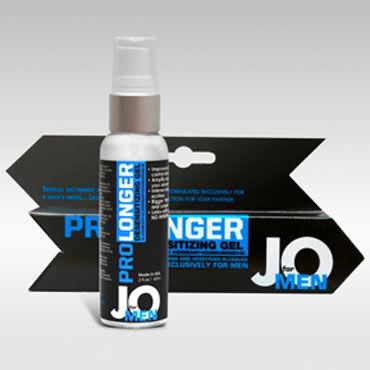 System JO Prolonger, 60мл, Гель-пролонгатор для мужчин от condom-shop.ru