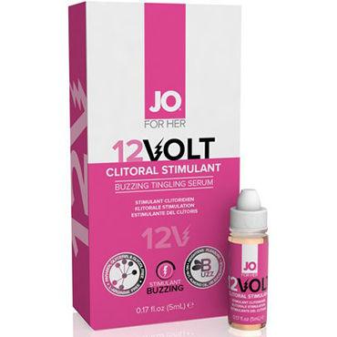 System JO 12 Volt, 5мл Мощная возбуждающая сыворотка для женщин