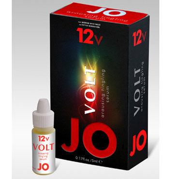 System JO Volt 12V, 5мл Мощная возбуждающая сыворотка для женщин