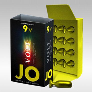 System JO Volt 9V, 12х4,32мг Сильная возбуждающая сыворотка для женщин
