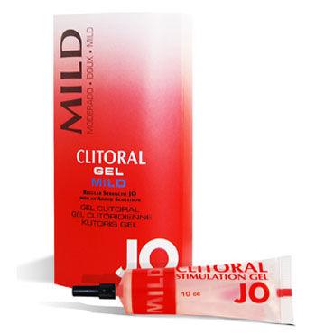 System JO Clitoral Gel Mild, 10мл Возбуждающий гель для клитора со средней степенью воздействия