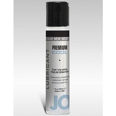 System JO Premium Cool, 30 мл Охлаждающий лубрикант на силиконовой основе