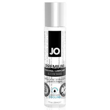 System JO Premium Cooling, 30 мл Охлаждающий лубрикант на силиконовой основе