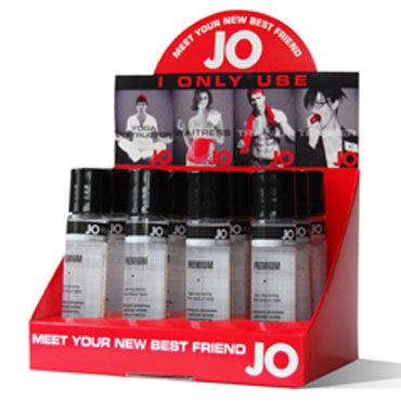 System JO Premium, 12х30мл Набор лубрикантов на силиконовой основе