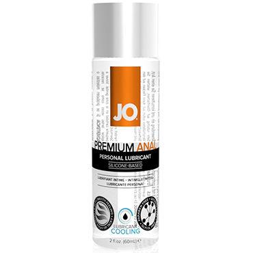 System JO Anal Premium Cooling, 60 мл Анальный охлаждающий лубрикант на силиконовой основе