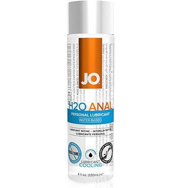 System JO Anal H2O Cooling, 120 мл Анальный охлаждающий лубрикант на водной основе