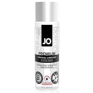 System JO Premium Warming, 60 мл Возбуждающий лубрикант на силиконовой основе