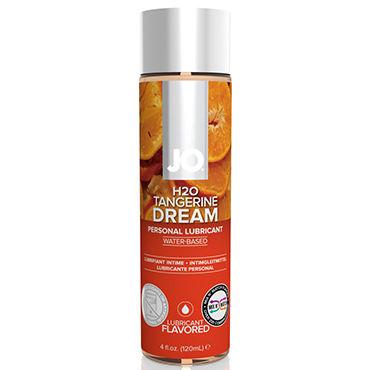 System JO Tangerine Dream, 120 мл Лубрикант на водной основе с ароматом мандарина