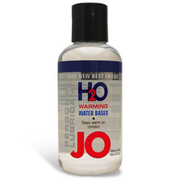 System JO Personal Lubricant H2O Warming, 135��, ������������ ��������� �� ������ ������