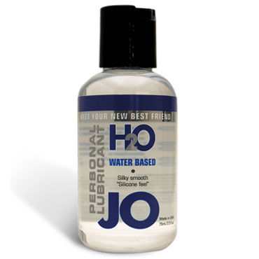 System JO Personal Lubricant H2O, 75��, ����������� ��������� �� ������ ������