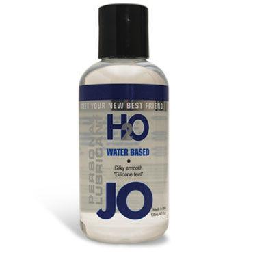 System JO H2O, 120 мл, Нейтральный лубрикант на водной основе от condom-shop.ru