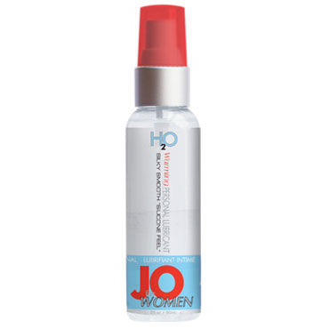 System JO Personal Lubricant H2O Women Warming, 60��, ������� ������������ ��������� �� ������ ������