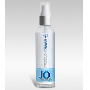 System JO Personal Lubricant H2O Women Cool, 120��, ������� ����������� ��������� �� ������ ������