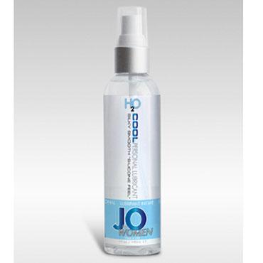 System JO Personal Lubricant H2O Women Cool, 120мл Женский охлаждающий лубрикант на водной основе