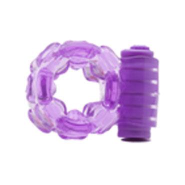 X-Toy Orgasmus III, фиолетовое Эрекционное виброкольцо