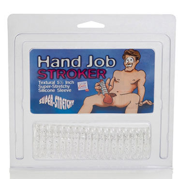 California Exotic Hand Job Stroker Насадка-мастурбатор