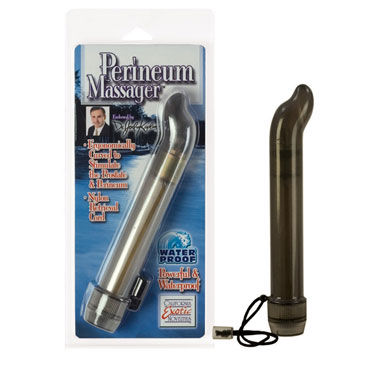 California Exotic Dr. Joel Kaplan Perineum Massager, 17 ��, ������������� ��������