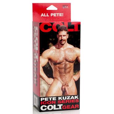 California Exotic Colt Icon Series Pete Kuzak Реалистичный фаллоимитатор на присоске