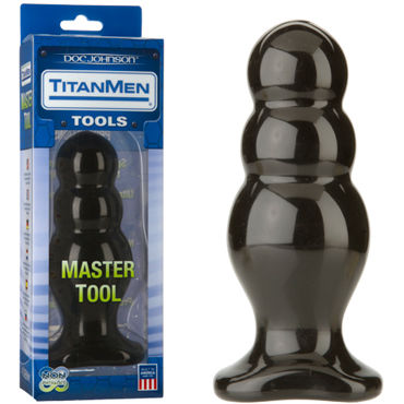 Doc Johnson Titanmen Master Tool # 4, �������� ������ ������������ �����