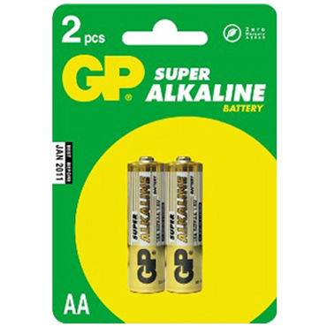 GP Super AA Элемент питания, 2 шт