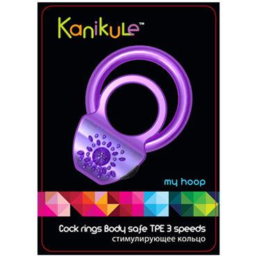 Kanikule эрекционное кольцо С вибростимулятором клитора
