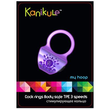 Kanikule эрекционное кольцо С мощной вибрацией
