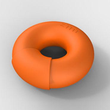 Zini Donut Orange Универсальный гибкий вибратор