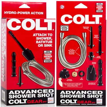 California Exotic Colt Advanced Shower Shot Гигиенический душ со шлангом