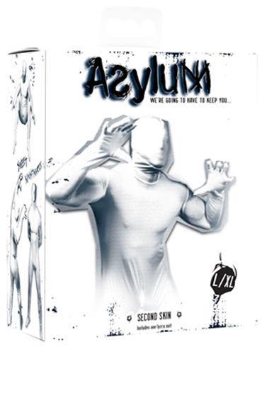 Topco Asylum Second Skin for Him, Мужской костюм на все тело - Размер L-XL от condom-shop.ru