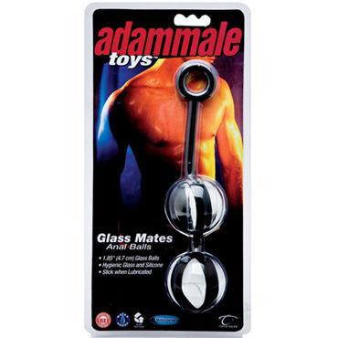 Topco Glass Mates Anal Balls Стеклянные анальные шарики