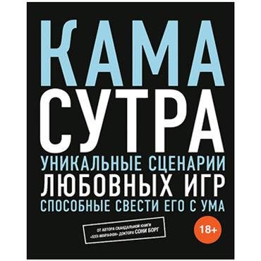 Камасутра, Соня Борг Книга-путеводитель по сексу