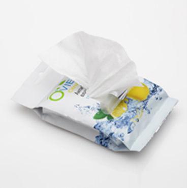 Ovie влажные салфетки, цитрус-микс С антибактериальным эффектом